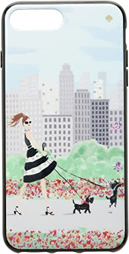 Kate Spade New York - Jeweled Shopper Phone Case for iPhone® 8 Plus