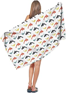 paul shark beach towel