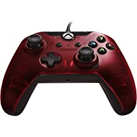 PDP Wired Controller for Xbox One, Xbox One X and Xbox One S (Crimson Red)