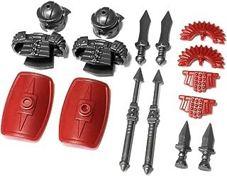 BrickWarriors Roman Legionnaire Minifigure Accessories