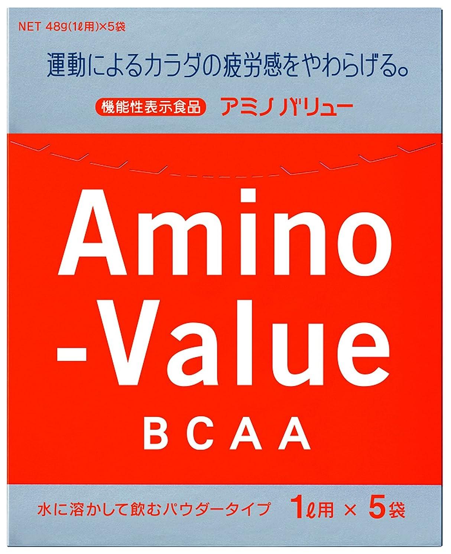 宣伝ピアニスト派生する大塚製薬 アミノバリュー パウダー8000(1L用) 47Gx5袋[機能性表示食品]