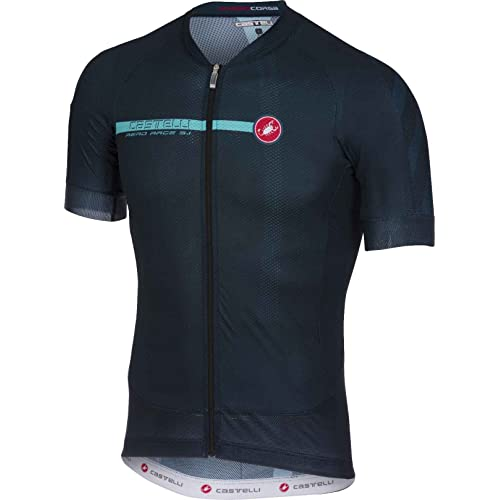 31b5c7228f498 Castelli 2017 Men s Aero Race 5.1 Short Sleeve Cycling Jersey