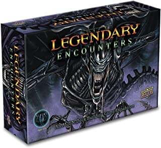 Upper Deck Legendary Encounters: an Alien Expansion Game