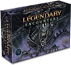 Upper Deck Legendary Encounters: an Alien Expansion Game