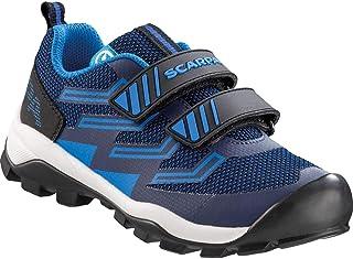 Scarpa Neutron Straps Kid, Chaussures de Trail Running Mixte Enfant