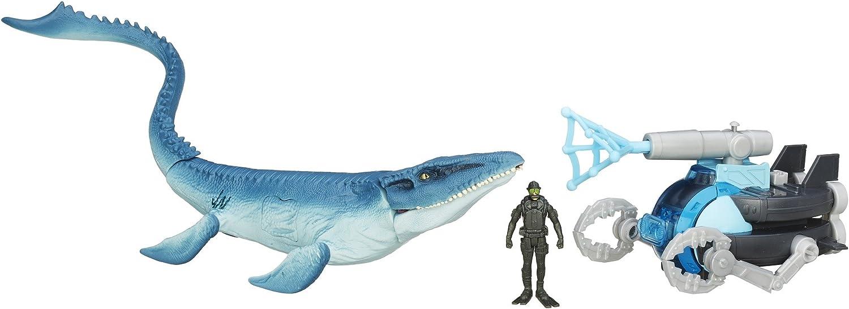 Jurassic World Mosasaurus vs. Submarine Pack by Jurassic Park
