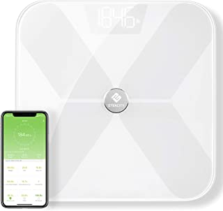 Etekcity Smart Bluetooth Body Fat Scale, Digital Wireless BMI Weight Bathroom Scale with 13 Essential Measurements and ITO...