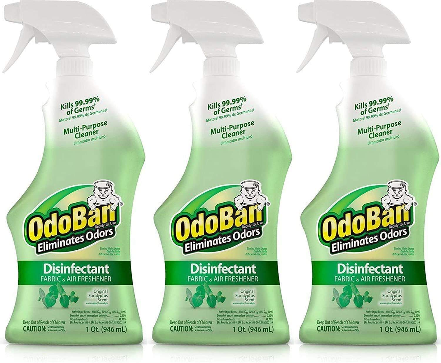 32 Oz Ready-to-Use Disinfectant Fabric Freshener 1 Challenge the lowest price of Japan Air eucal New Shipping Free