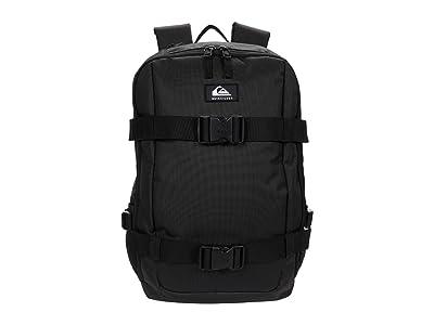 Quiksilver Skate Pack II (Black) Backpack Bags