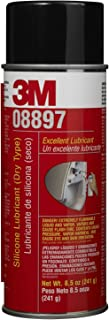 3M 08897 Silicone Lubricant (Dry Type) - 8.5 oz.