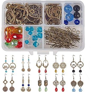 DIY 5 x Perlen Rahmen 11 x 11 14 x 14 und 19 x 19 zum Schmuck selber machen