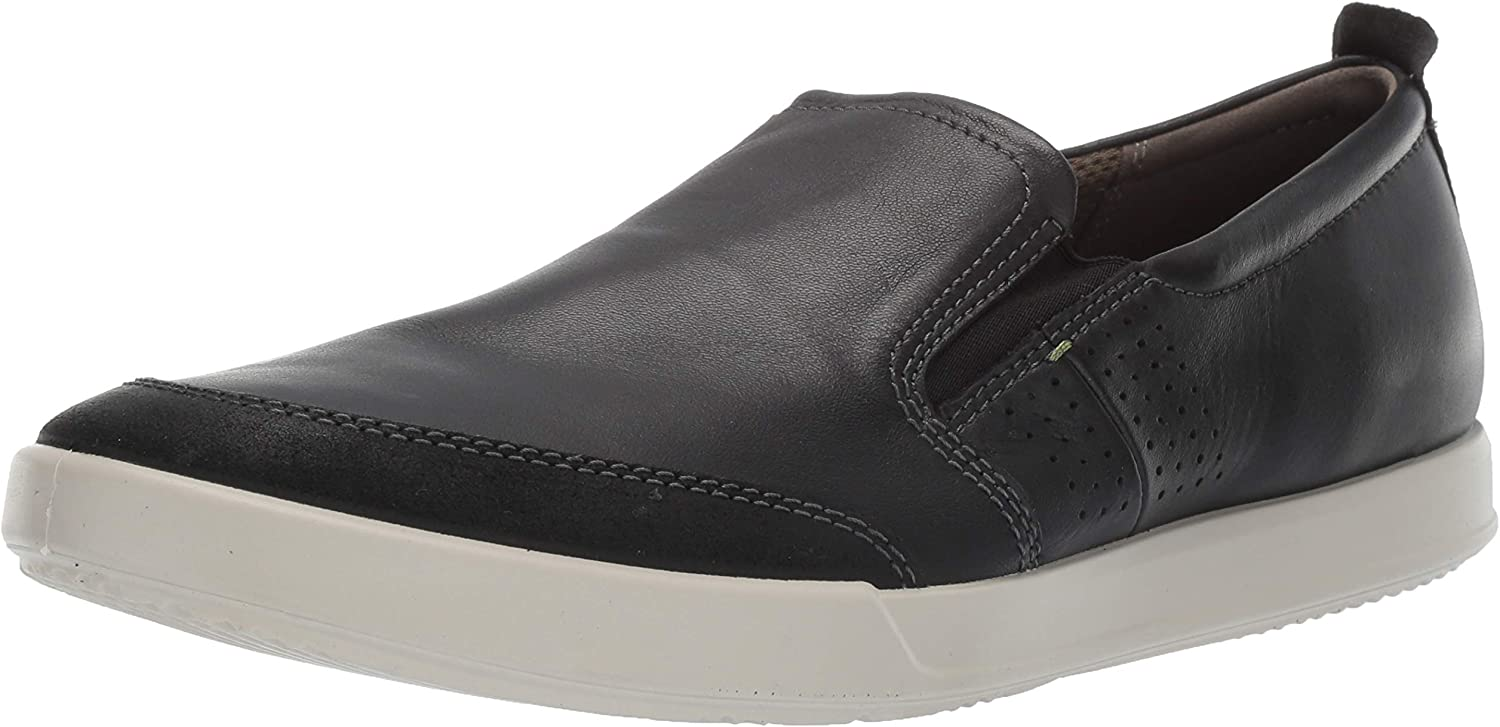 ECCO Men's Collin 2.0 Slip On Trainers