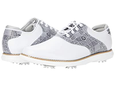 FootJoy Traditions (White/Zebra) Women