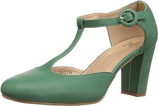 485ba7e242b Amazon.com: 9 - Green / Pumps / Shoes: Clothing, Shoes & Jewelry