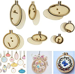 Best embroidery brooch frame Reviews