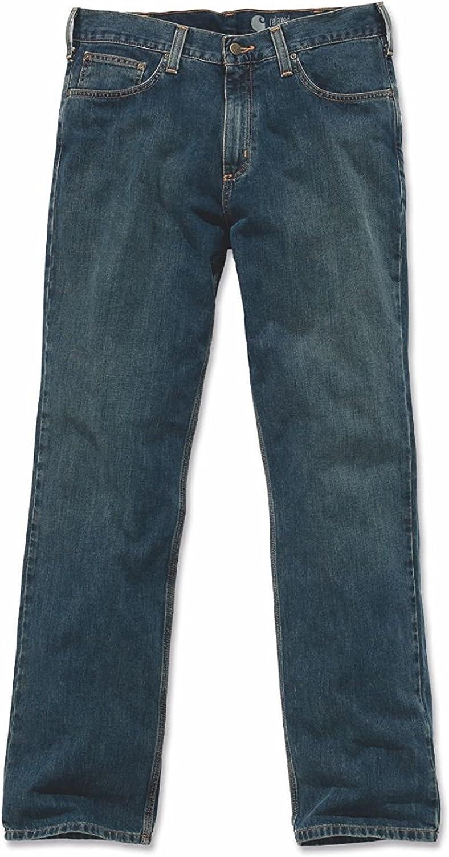 Carhartt Relaxed Straight Jeans B01BO71WJU  Der neueste Stil