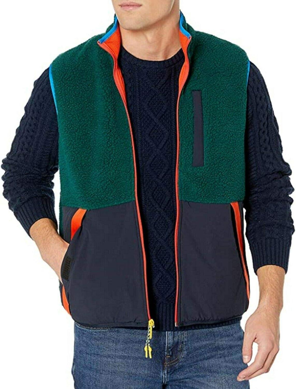 Luxury Challenge the lowest price goods Tommy Hilfiger Men's Sherpa Vest