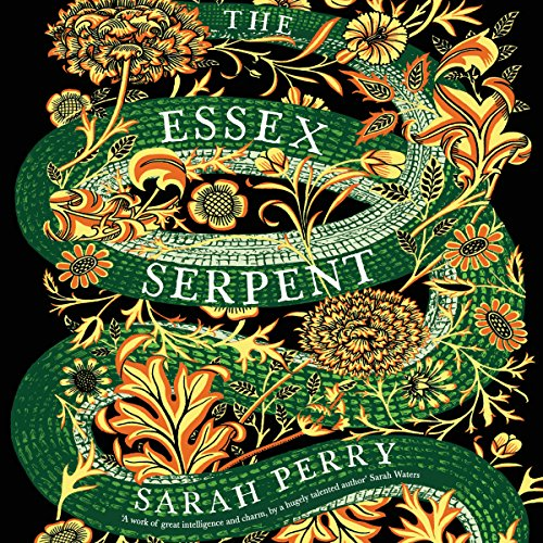 The Essex Serpent audiobook cover art