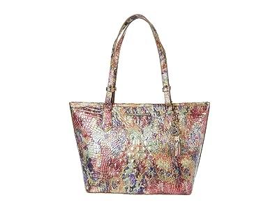 Brahmin Melbourne Medium Asher Bag (Harvest) Tote Handbags