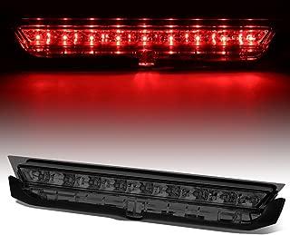 For Scion tC Full LED 3RD Third Tail Brake Light Parking Stop Lamp (Smoked)