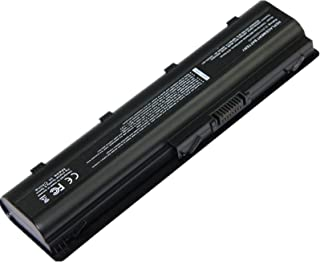 Ammibattery Replacement Laptop Battery For HP G62t-100 G72-B66US G42-301NR G62t-100 636631-001 MU06 G62-143CL G7-1000 G7-1033CL G4-1000 586006-361 HSTNN-DB0X G42-230US G72-259WM DM4-2058ca