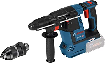 Bosch Professional GBH 18 V-26 F Cordless Rotary Hammer Drill (Without Battery and Charger) - Carton