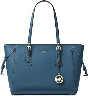 a0701f6011a7 Amazon.com: Michael Kors - Blues / Totes / Handbags & Wallets ...