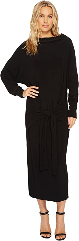 KAMALIKULTURE by Norma Kamali - Four Sleeve All-In-One Dress