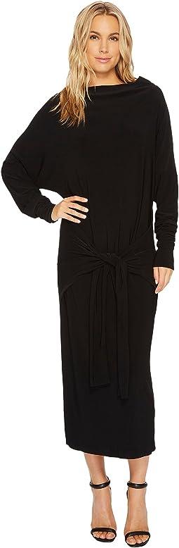 KAMALIKULTURE by Norma Kamali - Four Sleeve All-In-One Dress