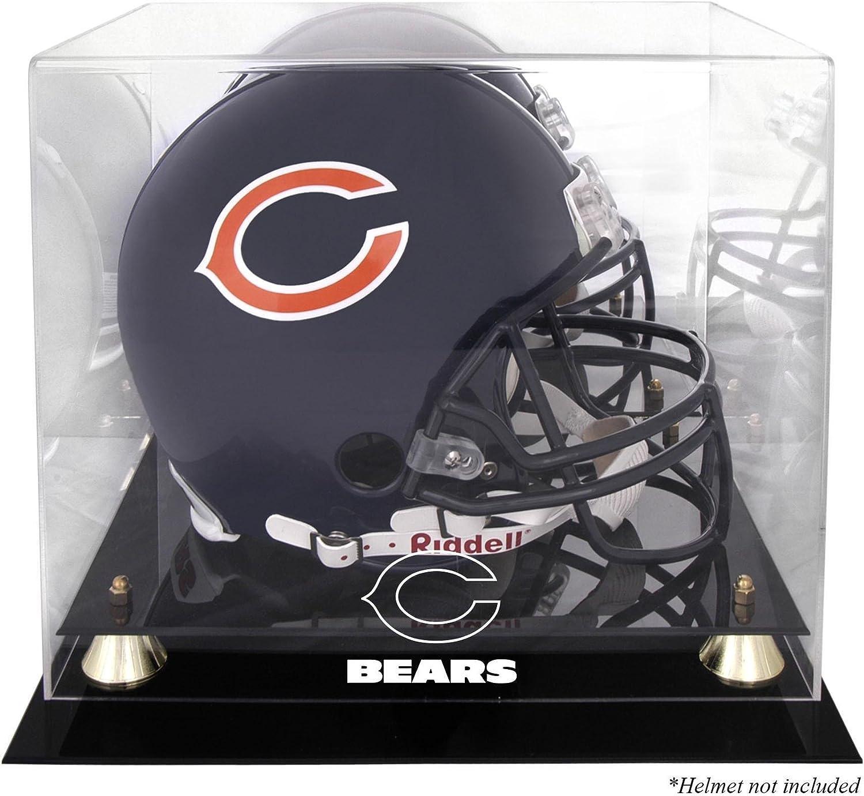 Chicago Bears Helmet Display - Popularity Football Ranking TOP5 Logo Case