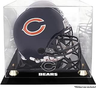 Mounted Memories Chicago Bears Helmet Display Case