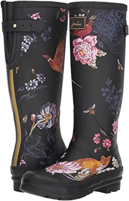 Tall Welly Print