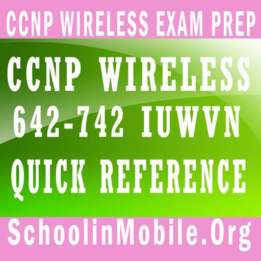 CCNP Wireless 642-742 IUWVN Referenz