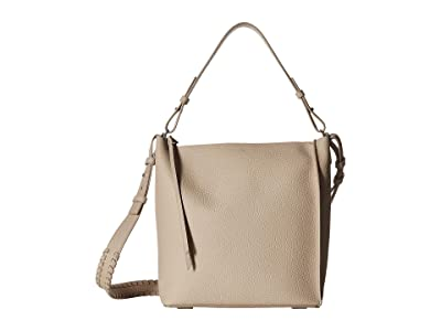 AllSaints Kita Crossbody (Sand Beige) Cross Body Handbags