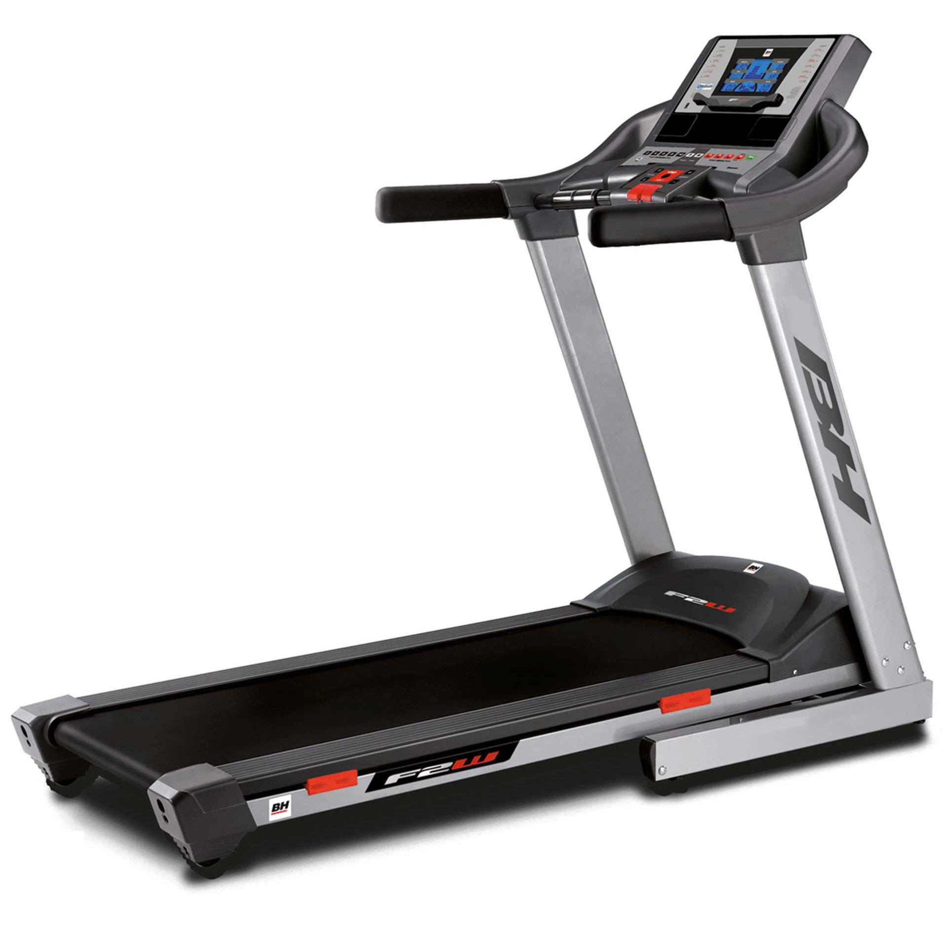 BH Fitness - Cinta de Correr f2w Dual: Amazon.es: Deportes y aire ...