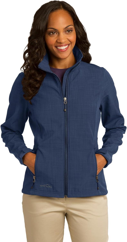 Eddie Bauer - trust Ladies Shaded Jacket Soft Crosshatch Mesa Mall Shell