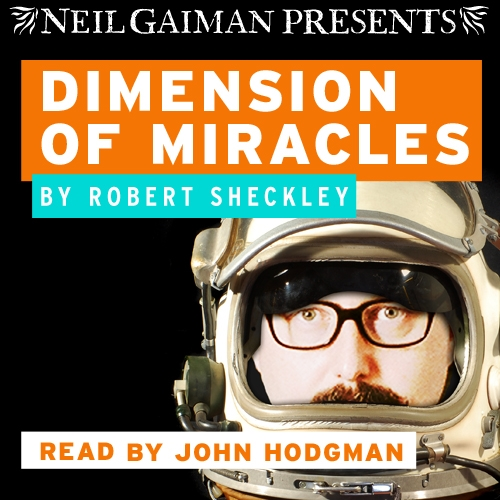 Dimension of Miracles Audiobook By Robert Sheckley cover art