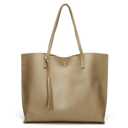 Golden Bags: Amazon.com