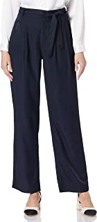 Mexx kvinnor Byxor Straight leg pants with belt