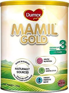 Dumex Mamil Gold Stage 3 Growing Up Kid Milk Formula, 1.6 kg