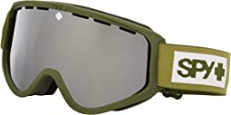 Colorblock Olive - Hd Bronze w/ Siliver Mirror + Hd Ll Persimmon