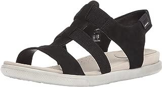 Womens Damara Elastic Sandal