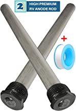 (2 Pack) Water Heater RV Anode Rod - Replacement Suburban 232767 Mor-Flo - 3/4