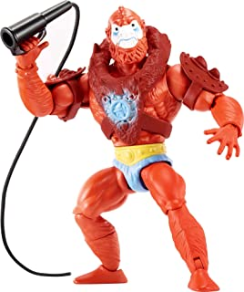 Masters of the Universe Origins Beast Man 5.5-in Action Figure, Battle Figure for Storytelling Play and Display, Gift for ...
