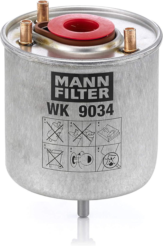 MANN-FILTER WK9034Z Fuel Filter