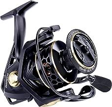 PLUSINNO Fishing Reel, 9 +1BB Spinning Reel, Ultra Smooth...