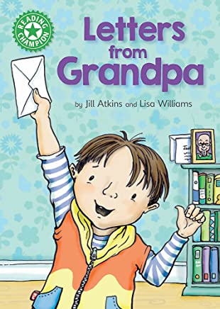 Letters from Grandpa: Independent Reading Green 5 (Reading Champion)