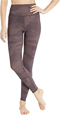 High-Waist Vapor Leggings
