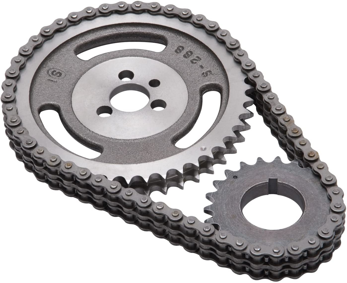 Edelbrock 7802 Performer-Link Timing service and Gear High quality Chain Set