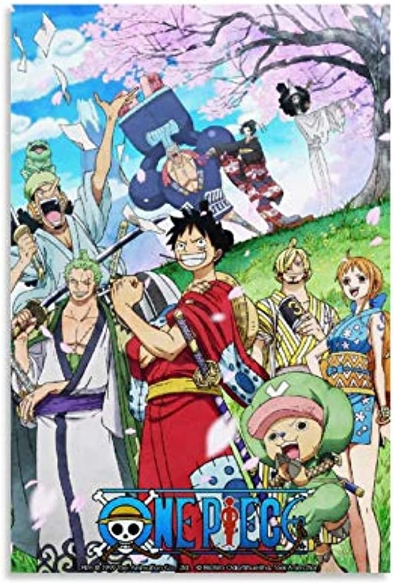 paglutaw Manga Poster One Piece Wano Country Now free shipping Anime Popular C Denver Mall Arc